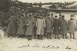 Hilmi Pasha and his staff officers.jpg