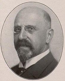 Henri Hinrichsen (um 1928) (Quelle: Wikimedia)