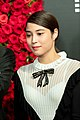 """Hirose Alice from """"The Travelling Cat Chronicles"""" at Opening Ceremony of the Tokyo International Film Festival 2018 (45568446962).jpg"""