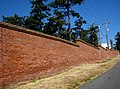 Historic Wall Between Royal Navy Base and Old Esquimalt. INFO IN PANORAMIO DESCRIPTION - panoramio.jpg