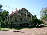 Historical House - Natchez