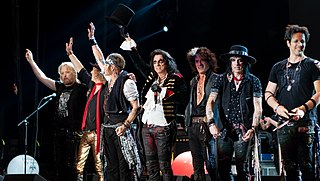 Hollywood Vampires (band) American supergroup