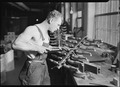 Holyoke, Massachusetts - Paragon Rubber Co. and American Character Doll. Building rubber doll moulds. - NARA - 518346.tif