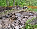 Homestead remains excavated - geograph.org.uk - 737547.jpg