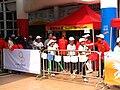 Hong Kong 2009 East Asian Games Torch Relay - 2009-08-29 14h34m14s IMG 7369.JPG