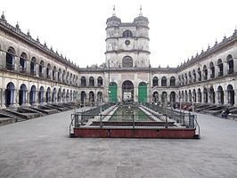 Hooghly Imambara Courtyard.JPG