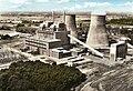 Hornaing - La centrale et la Fosse Heurteau en 1960.jpg
