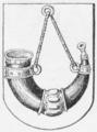 Horns Herred på Sjællands våben 1584.png