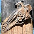 Hosszúhetény-Kisújbánya, Nepomuki Szent János-szobor 2021 14.jpg