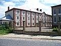 Hostivice, Jiráskova, průmyslová budova.jpg