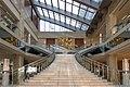 Hotel Keihan Universal Tower atrium lobby 20120324-001.jpg