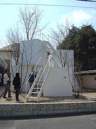 Sou Fujimoto - Image: House Before House 2009