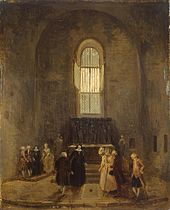 Hubert Robert - Examining an Old Church.jpg