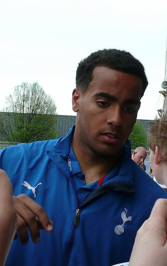 Tom Huddlestone - Huddlestone in 2007