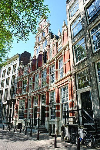 Pieter de Keyser - Pieter de Keyser oversaw the completion of Huis Bartolotti in c. 1617