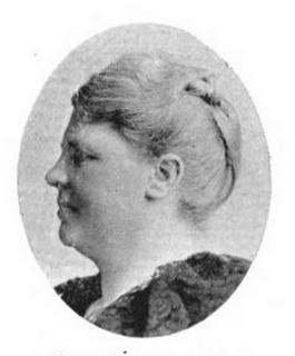 Hulda Lundin Swedish tailor, educator