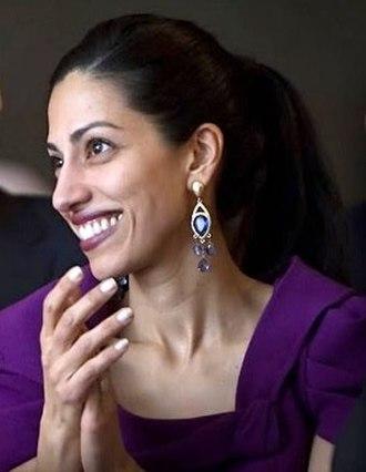 Anthony Weiner - Huma Abedin, October 2010