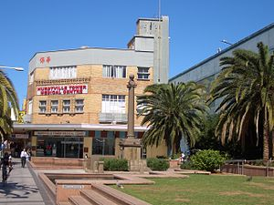 Hurstville, New South Wales - Memorial Square, Forest Road, Hurstville