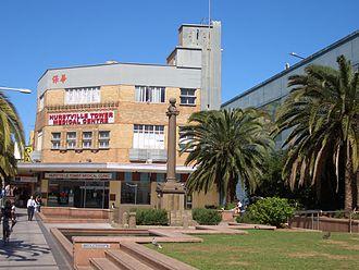 Hurstville, New South Wales - Memorial Square, Forest Road, Hurstville