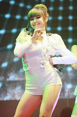 Hyosung at Lotte World Free Christmas, 17 December 2010 08.JPG
