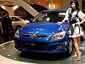 Hyundai i30 in Tokyo Motor Show 2007.jpg