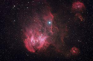 Lambda Centauri - Image: IC 2944