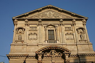 Fidelis of Como - The church of San Fedele in Milan.