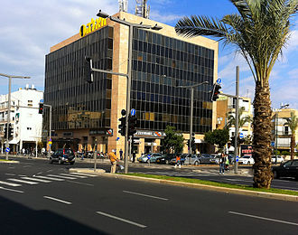 Ibn Gabirol Street - Ibn Gabirol Street
