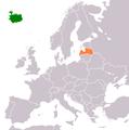 Iceland Latvia Locator.png