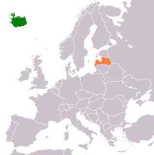 Iceland–Latvia relations Diplomatic relations between the Republic of Iceland and the Republic of Latvia