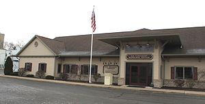 Ida Township, Michigan - Ida Township Municipal Office and Branch Library