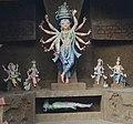 Idol of Goddess Durga (Ceremonial Worship) 10.jpg