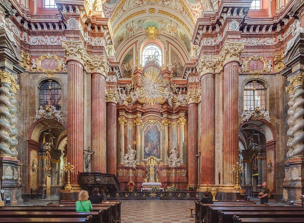 Baroque Church Italy