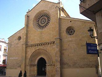 San Miguel, Córdoba - Church of San Miguel.