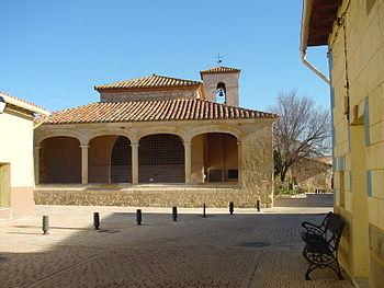 Español: Iglesia de San Pedro en Torremocha de...