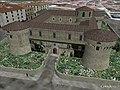 Il castello di Avezzano prima del terremoto (Carlo SCOCCIA).jpg