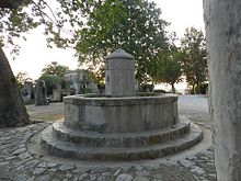 La Fontana, il simbolo di Roscigno Vecchia