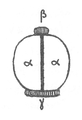 Illustration from Foucauld's Dictionnaire touareg, page 304 (a).png