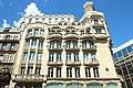 Immeuble de l'ancien magasin Félix Potin au 140 rue de Rennes à Paris le 30 juillet 2015 - 03.jpg