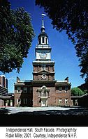 Independence National Historical Park Independence Hall exterior south facade 01.jpg