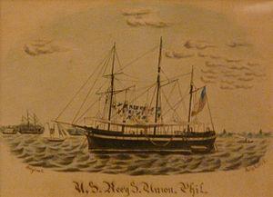"USS Susquehanna (1850) - US Steam Frigate ""Susquehanna"""