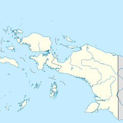 Yos Sudarso Bay is located in Western New Guinea