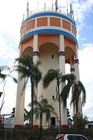 East Innisfail, Queensland - Innisfail Water Tower, 2010