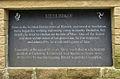 Inscription panel (2) at the Steve Hislop Memorial - geograph.org.uk - 754812.jpg