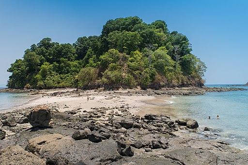 Insel Coiba Strand (26217559123)