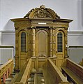 Interieur, Kloosterkerk, biechtstoel - 20000365 - RCE.jpg