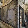 Interieur, binnenmuur met bouwsporen, tijdens werkzaamheden - Leerbroek - 20339348 - RCE.jpg