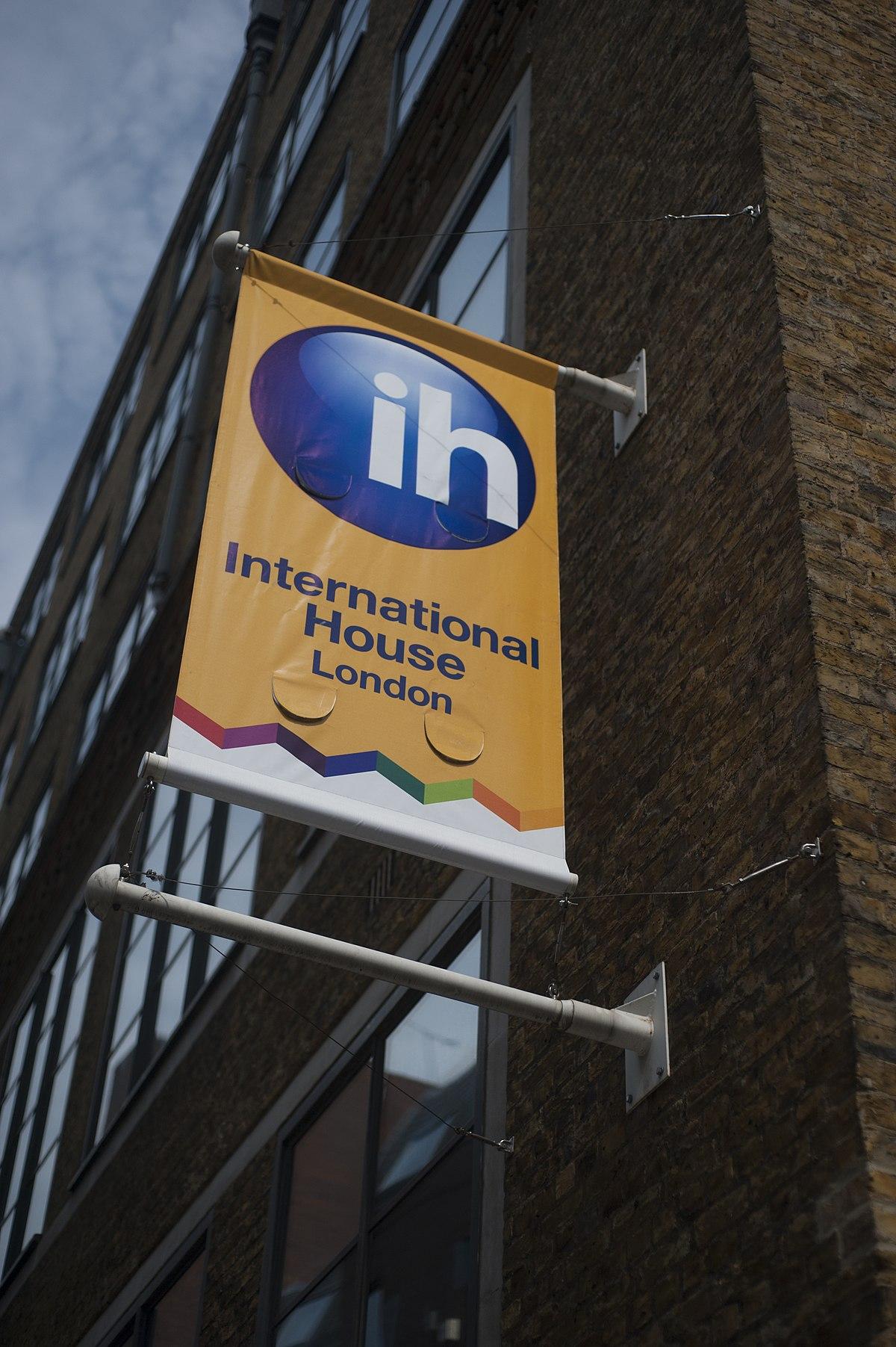 International house london wikipedia for International housse