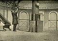 Interno dell'osservatorio astronomico di Brera a Milano il suo direttore Prof. G. Schiaparelli, al lavoro b.jpg