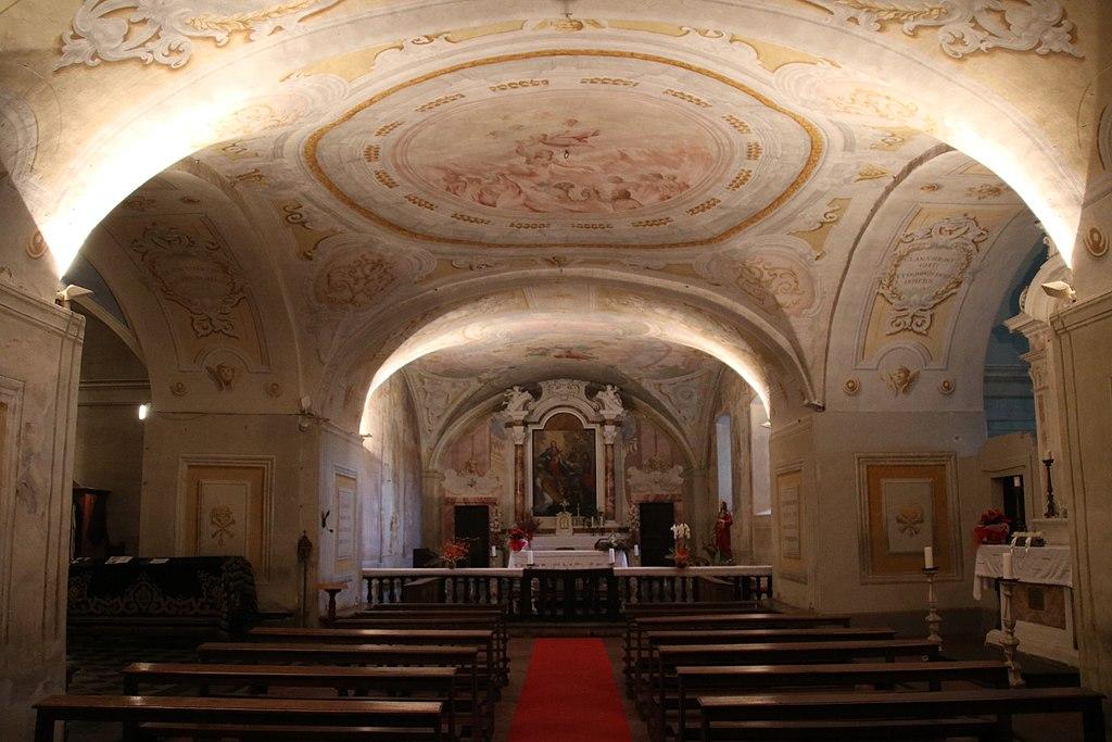Interno della Cripta del Duomo - Oratorio della Misericordia, Colle di Val d'Elsa